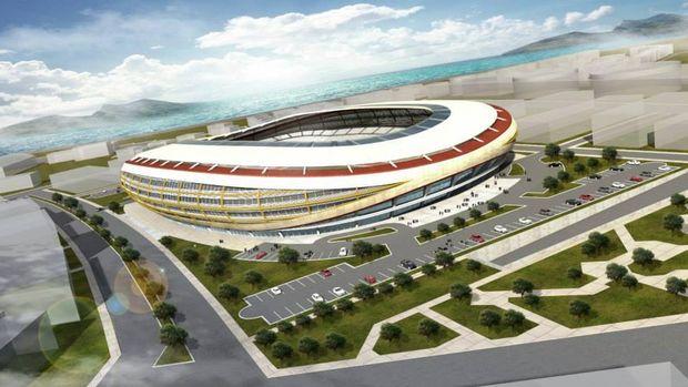 İzmir Karşıyaka ve Göztepe Stadı İhalesine Katılacak Firmalar Belli Oldu