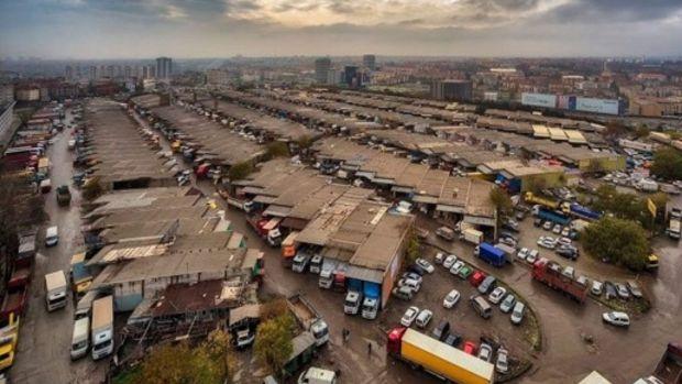 Akzirve Nakliyeciler Sitesi Arazisinin Planlarına İBB'den Onay Çıktı