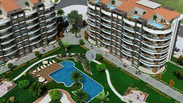 Milas Mavişehir Residence Fiyatları 350 bin TL'den Başlıyor