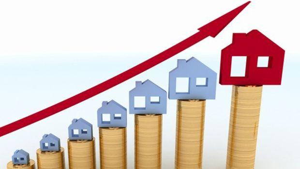 Konut Fiyatları Nisan'da Yüzde 1.22 Arttı