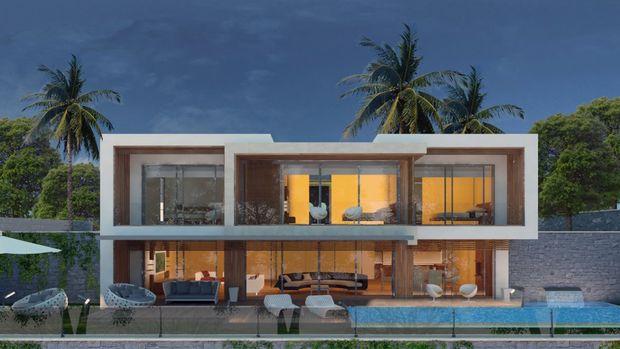 Sante Yalıkavak Projesinde 1 Milyon 50 Bin Avroya Hemen Teslim 4+1 Villa