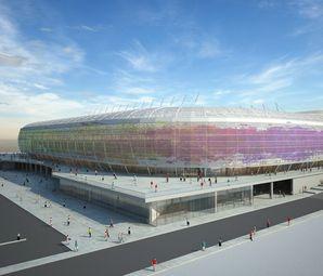 Ankara Eryaman Stadyumu Yılsonu Açılıyor
