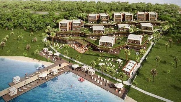 Olaverde Luxury Residence Gündoğan Fiyatları 800 Bin Dolardan Başlıyor