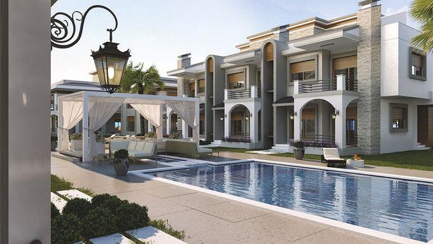 Casablanca Evleri Urla Fiyatları 700 Bin TL'den Başlıyor