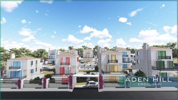 Aden Hill Foça Fiyatları 1 Milyon 250 Bin TL'den Başlıyor