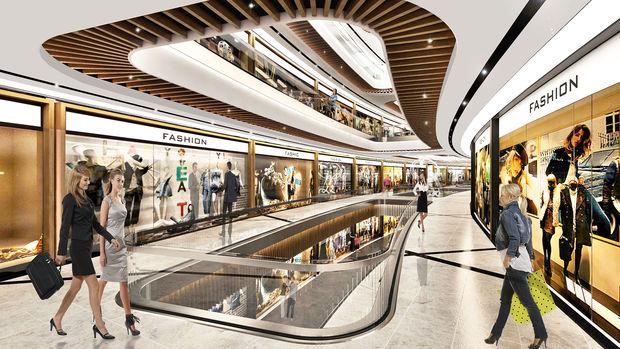 Sur Yapı Marka AVM Bursa 1 Haziran'da Açılıyor