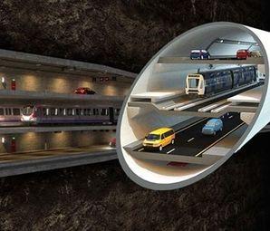 3 Katlı Büyük İstanbul Tüneli Güzergahı İçin Çalışmalar Başladı