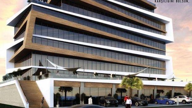 Amass İzmir  Residence Office Fiyatları 270 bin TL'den Başlıyor