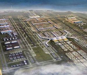 """""""3.Havalimanı İpekyolu'nu Havadan Kuracak"""""""