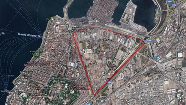 Bakanlık İzmirdeki Tariş ve TCDD Arazilerini Satışa Çıkarıyor