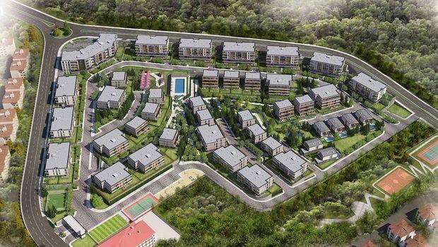 Eston Şehir Mahallem Yeni Etap Ön Satışta