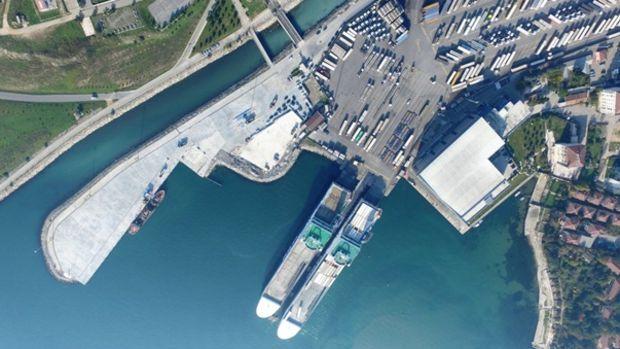 Pendik Güzelyalı Ro Ro Limanı'ndaki Yeşil Alan Yol Olacak