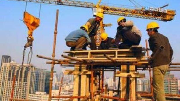 İnşaat Sektöründe İstihdam Yüzde 3.5 Azaldı