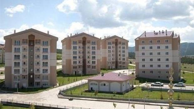Toki'den Kırşehir Kaman'da Yeni Proje