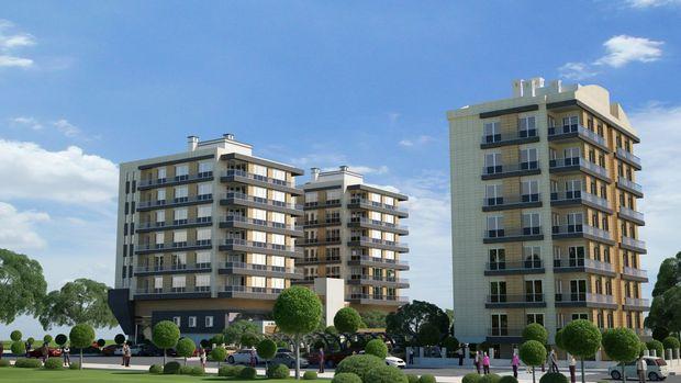Prime Park Evleri Antalya'da 650 Bin TL'ye 3+1! Hemen Teslim!