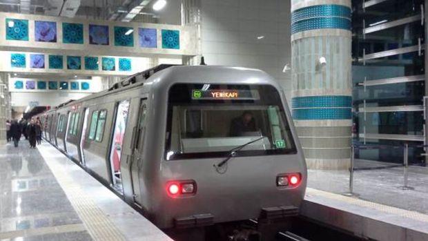 Hacıosman Yenikapı Metro Hattı Aralık'ta Açılıyor
