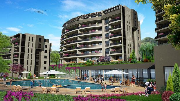 Deniz Kabuğu Evleri Mudanya Fiyatları 530 Bin TL'den Başlıyor