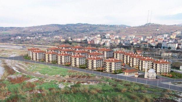 Zonguldak Devrek Çaydeğirmeni Toki Evleri İhalesi Bugün