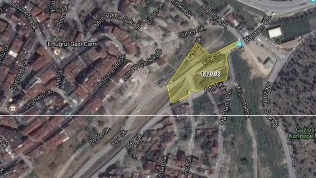 Gaziosmanpaşa'da 13,5 Milyona Satılık Arsa