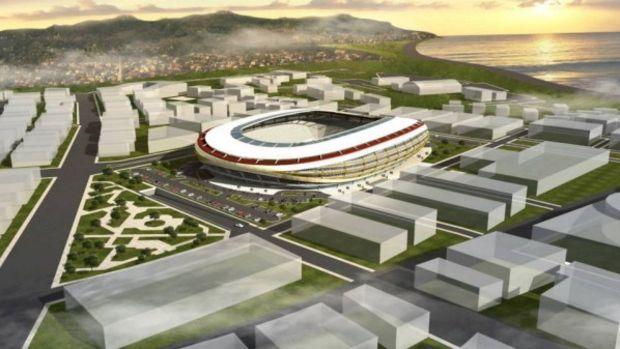 Göztepe Stadyumu Bugün İhaleye Çıkıyor