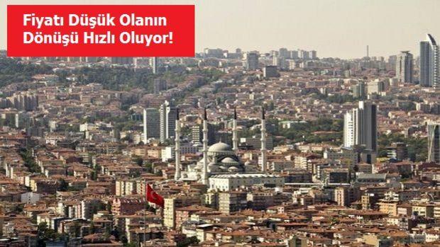 İstanbul'un Konutta En Karlı 5 İlçesi