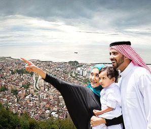 Araplar Trabzon'da Konut Fiyatlarını Yüzde 11 Artırdı