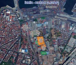 Emlak Konut İzmir Konak 1.Etap İhalesini Teknik Yapı Kazandı