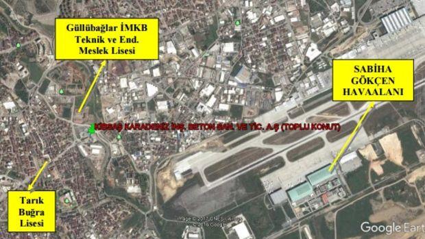 Kibsaş'tan Pendik Yayalar'da Yeni Proje