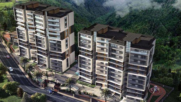 Loft Park Residence Trabzon Fiyatları 220 Bin TL'den Başlıyor