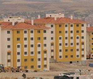 Kırşehir Akpınar Toki Evleri 3.Etap İhalesi Bugün