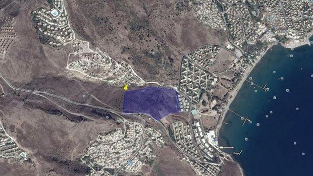 Bodrum Milli Emlak Müdürlüğü Milyonluk Arsaları Satışa Çıkardı