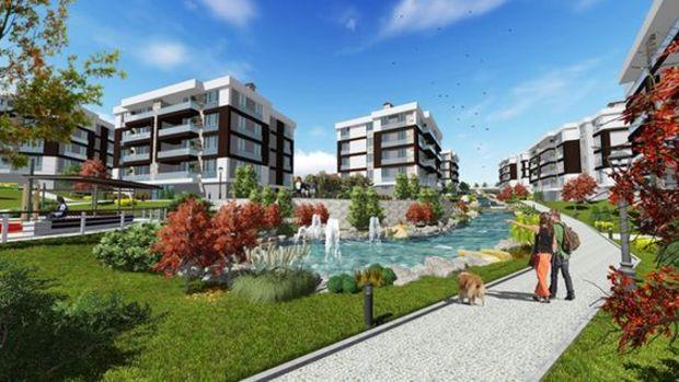 Loca 222 Eskişehir Projesinde 370 Bin TL'ye Hemen Teslim 3.5+1