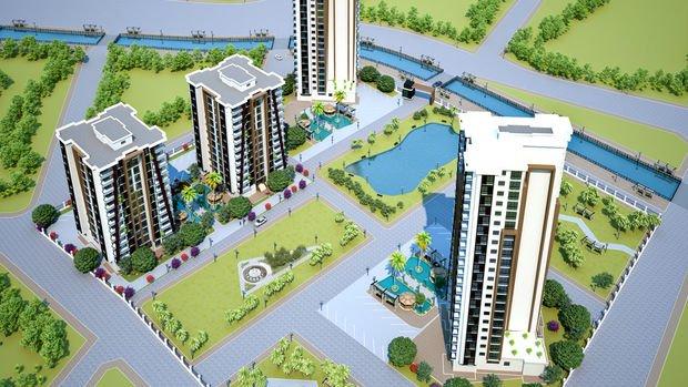 Alaca City İzmir'de 620 Bin TL'ye 3+1