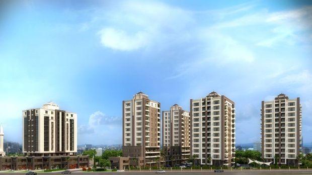 Yenibirkent Adana Seyhan'da Yükseliyor