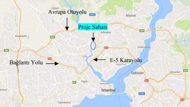 Elmas Yapı'dan Alibeyköy'de 144 Odalı Otel