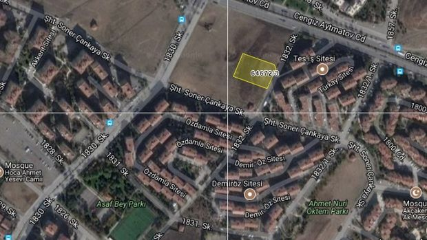 Ankara Büyükşehir Belediyesi 14 Arsasını Satışa Çıkarıyor