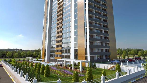 Evrensel Yaşam Ankara Projesinde 450 Bin TL'ye 4+1
