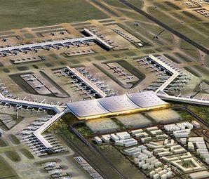 3.Havalimanı 29 Ekim'de Açılıyor