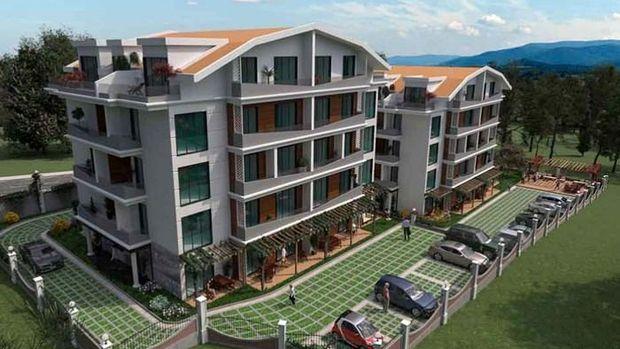Saraylı Marbella Projesinde 170 Bin TL'ye 2+1