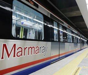 15-17 Temmuz'da Marmaray Ücretsiz