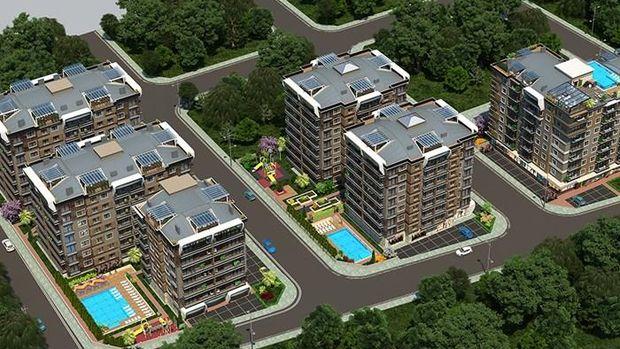 Eviş Dumanlı Kent Fiyatları 180 Bin TL'den Başlıyor
