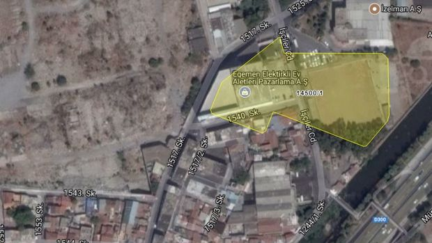 İzmir Kuruçay Mahallesi Kentsel Dönüşüm Projesi 1.Etap İhaleye Çıkıyor