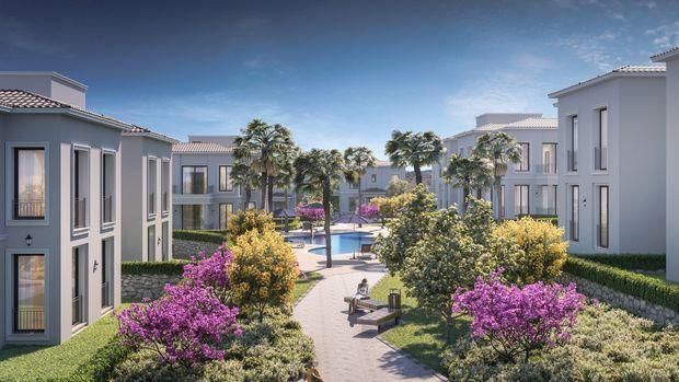 Kıbrıs Town Houses Fiyatları 69 Bin Sterlinden Başlıyor