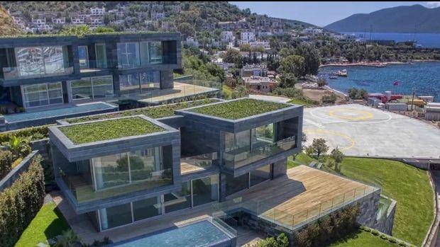 Şalvarağa Evleri 2 Fiyatları 2 Milyon 250 Bin Avroda Başlıyor