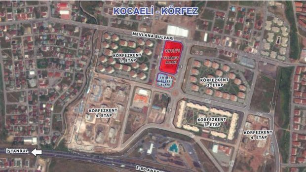 Emlak Konut Körfezkent Ticari Projede İmzalar Atıldı