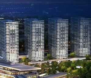Kaşmir Center Projesinde 550 bin TL'ye 4+1