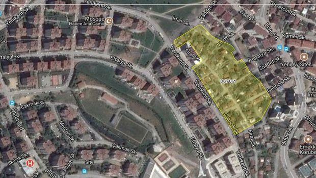 Pendik Belediyesi'nden Kurtköy'de 15 milyona Satılık Arsa