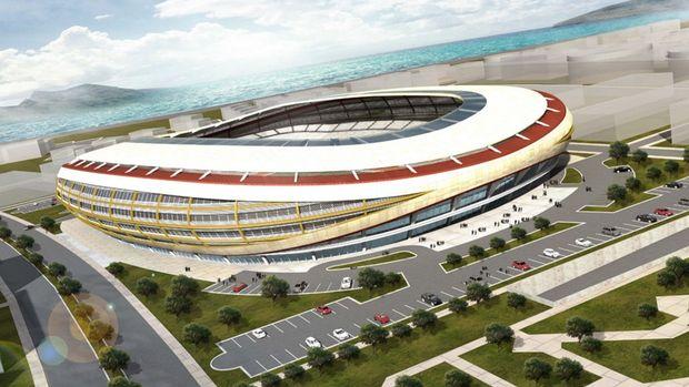 Göztepe Stadı Projesinde Uzlaşma Sağlandı