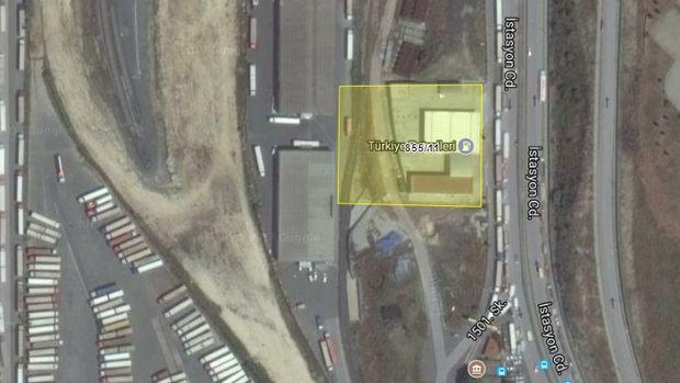 TCDD Halkalı'daki Akaryakıt İstasyonunu Satışa Çıkarıyor