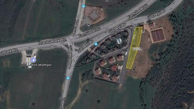 Tuzla Belediyesi'nden Tepeören'de 3 Milyona Satılık Arsa